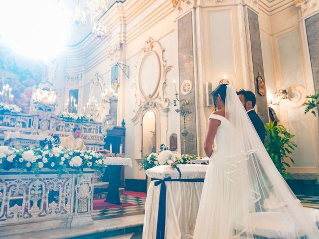 Il matrimonio di Domenico e Jessica a Cava de' Tirreni, Salerno 11