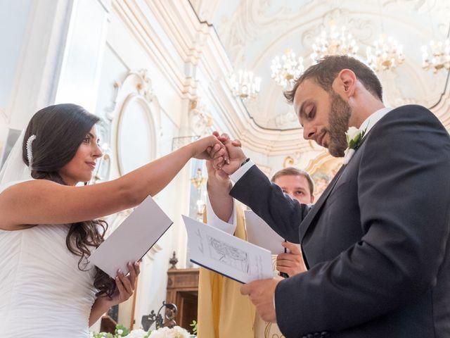 Il matrimonio di Domenico e Jessica a Cava de' Tirreni, Salerno 13