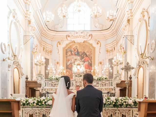 Il matrimonio di Domenico e Jessica a Cava de' Tirreni, Salerno 14