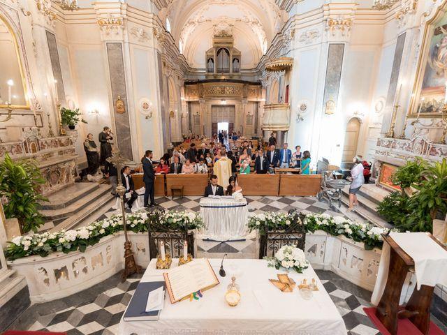 Il matrimonio di Domenico e Jessica a Cava de' Tirreni, Salerno 1