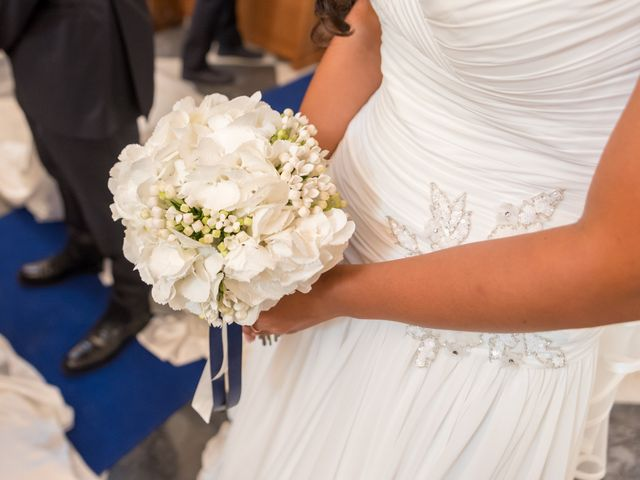 Il matrimonio di Domenico e Jessica a Cava de' Tirreni, Salerno 15
