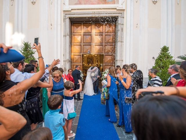 Il matrimonio di Domenico e Jessica a Cava de' Tirreni, Salerno 16