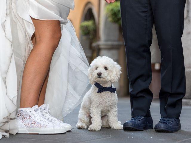 Il matrimonio di Domenico e Jessica a Cava de' Tirreni, Salerno 18