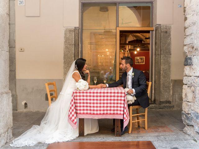 Il matrimonio di Domenico e Jessica a Cava de' Tirreni, Salerno 19