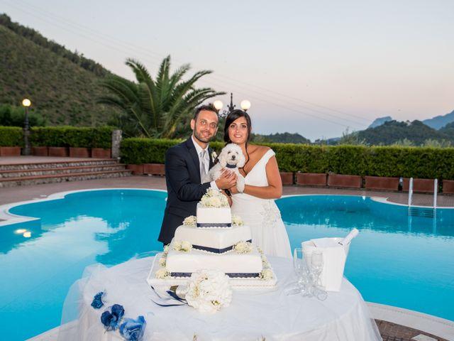 Il matrimonio di Domenico e Jessica a Cava de' Tirreni, Salerno 22