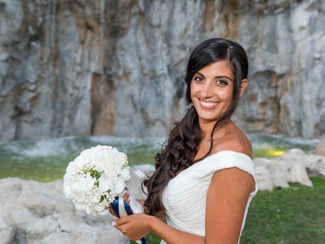 Il matrimonio di Domenico e Jessica a Cava de' Tirreni, Salerno 24