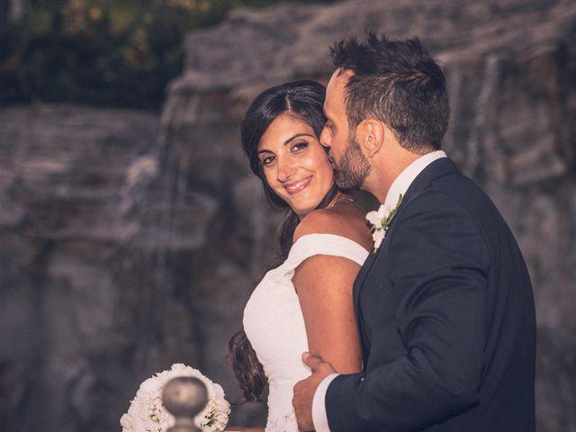 le nozze di Jessica e Domenico