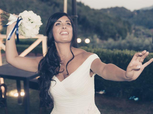 Il matrimonio di Domenico e Jessica a Cava de' Tirreni, Salerno 25