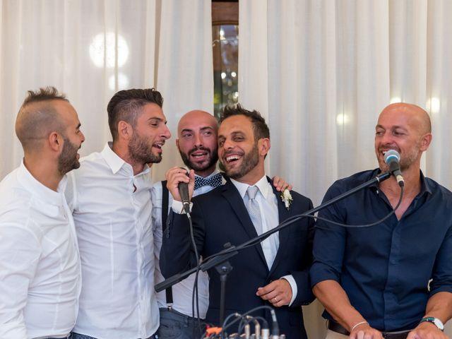 Il matrimonio di Domenico e Jessica a Cava de' Tirreni, Salerno 29