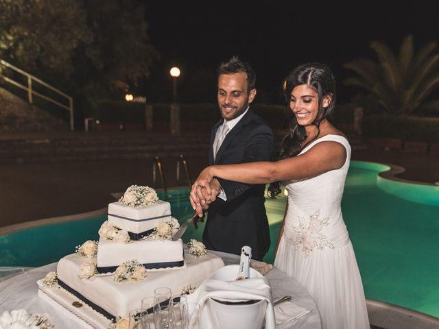 Il matrimonio di Domenico e Jessica a Cava de' Tirreni, Salerno 32