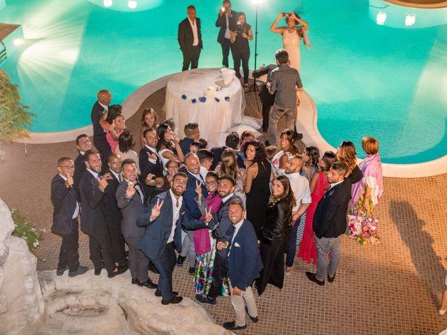 Il matrimonio di Domenico e Jessica a Cava de' Tirreni, Salerno 34