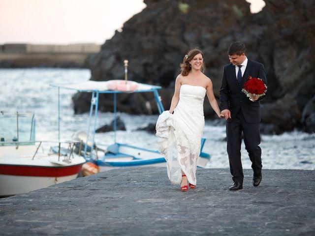 Il matrimonio di Emilio e Anna a Tremestieri Etneo, Catania 1