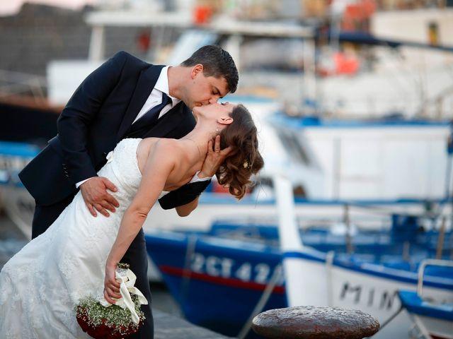 Il matrimonio di Emilio e Anna a Tremestieri Etneo, Catania 16