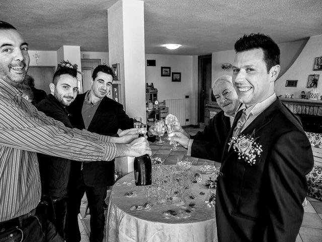 Il matrimonio di Omar e Michela a Selvino, Bergamo 8