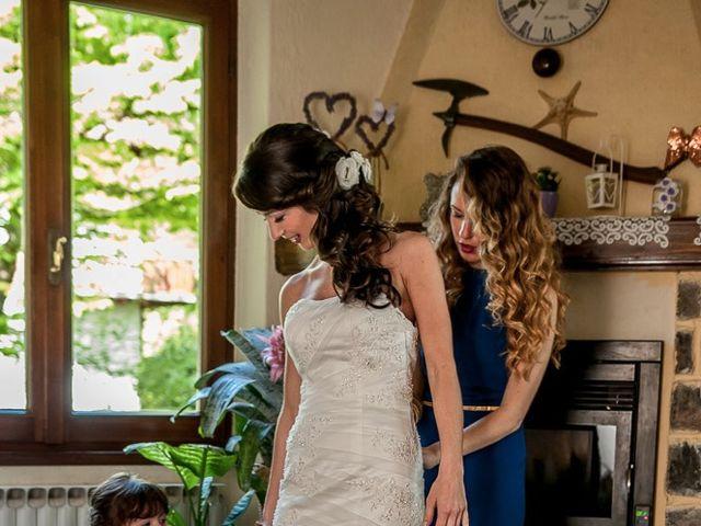 Il matrimonio di Omar e Michela a Selvino, Bergamo 23