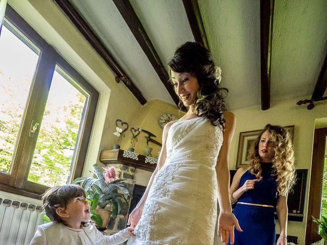 Il matrimonio di Omar e Michela a Selvino, Bergamo 24