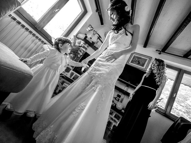 Il matrimonio di Omar e Michela a Selvino, Bergamo 25