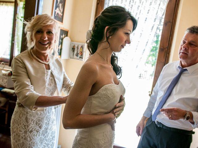 Il matrimonio di Omar e Michela a Selvino, Bergamo 33