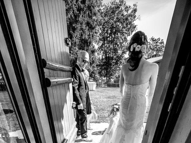 Il matrimonio di Omar e Michela a Selvino, Bergamo 35