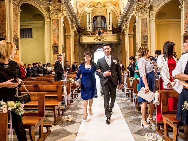 Il matrimonio di Omar e Michela a Selvino, Bergamo 36
