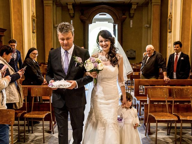 Il matrimonio di Omar e Michela a Selvino, Bergamo 37