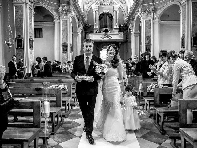 Il matrimonio di Omar e Michela a Selvino, Bergamo 38