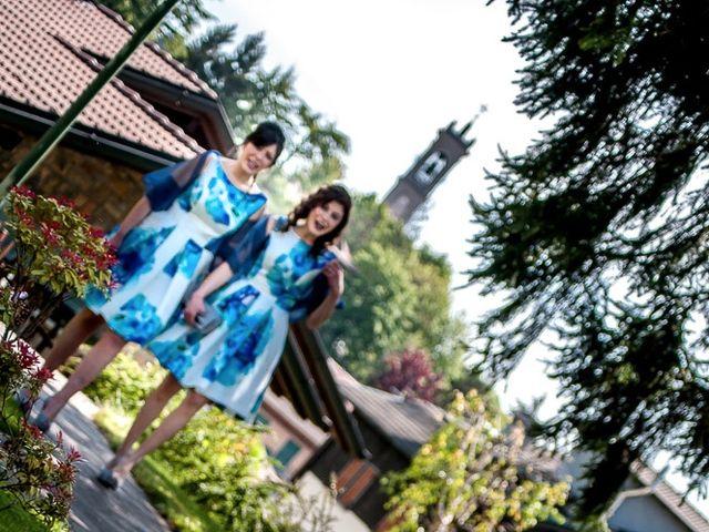 Il matrimonio di Omar e Michela a Selvino, Bergamo 39