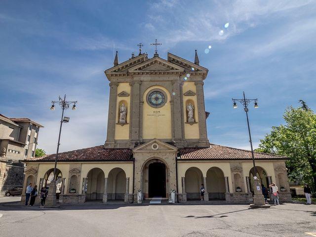 Il matrimonio di Omar e Michela a Selvino, Bergamo 47