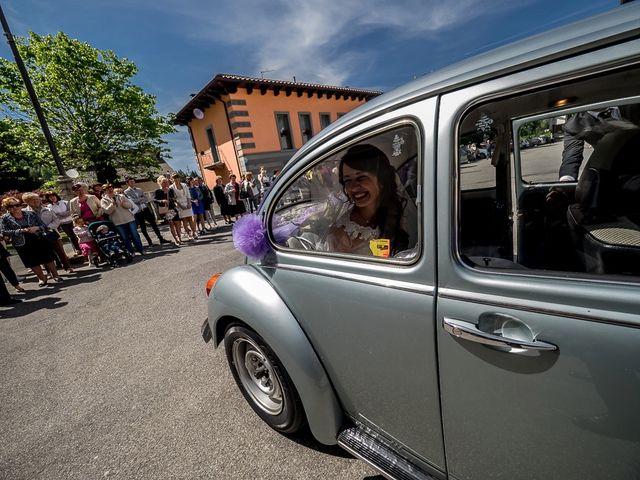 Il matrimonio di Omar e Michela a Selvino, Bergamo 58