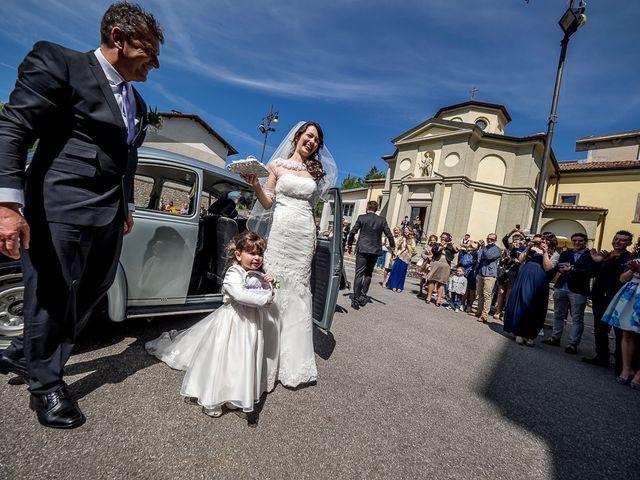 Il matrimonio di Omar e Michela a Selvino, Bergamo 61