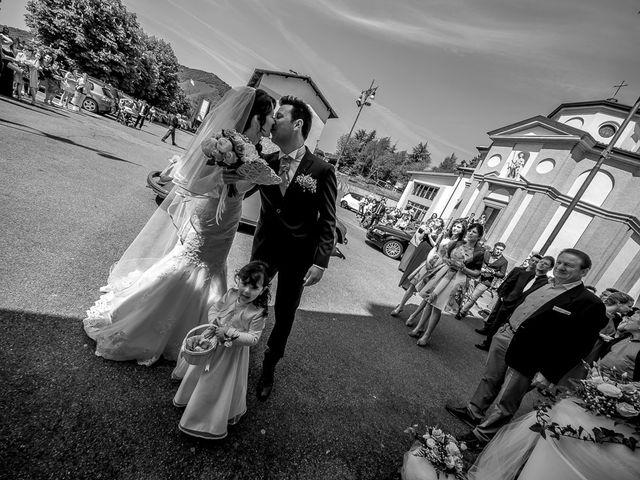 Il matrimonio di Omar e Michela a Selvino, Bergamo 63