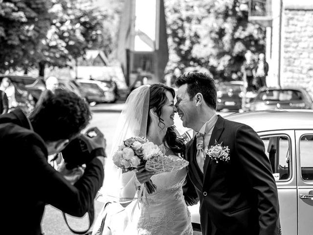 Il matrimonio di Omar e Michela a Selvino, Bergamo 66