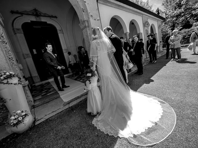 Il matrimonio di Omar e Michela a Selvino, Bergamo 67