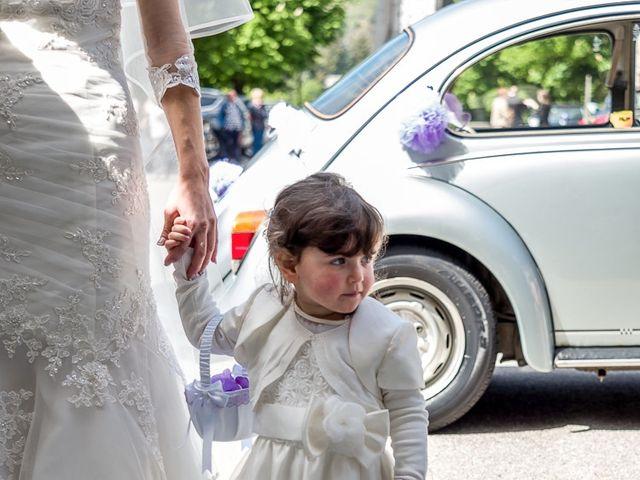 Il matrimonio di Omar e Michela a Selvino, Bergamo 72