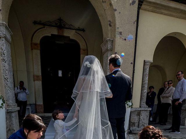 Il matrimonio di Omar e Michela a Selvino, Bergamo 74