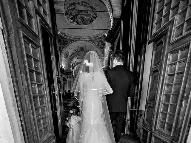 Il matrimonio di Omar e Michela a Selvino, Bergamo 75