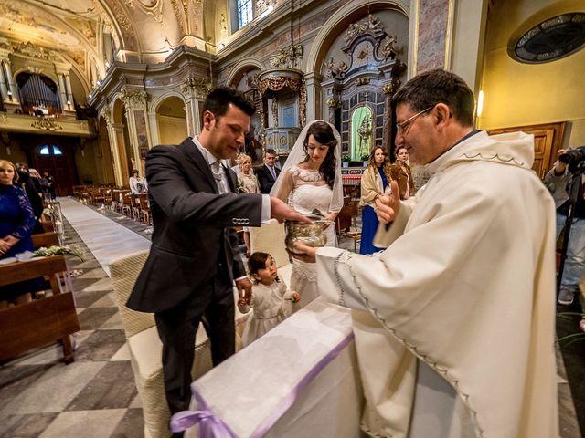 Il matrimonio di Omar e Michela a Selvino, Bergamo 80