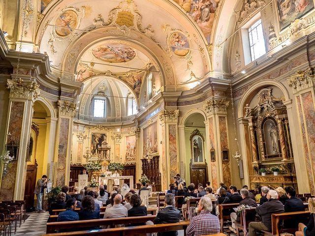 Il matrimonio di Omar e Michela a Selvino, Bergamo 86
