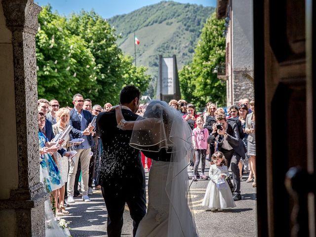 Il matrimonio di Omar e Michela a Selvino, Bergamo 88