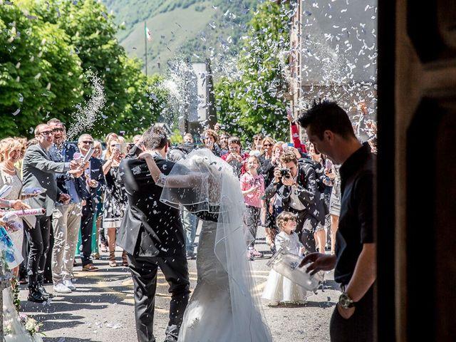 Il matrimonio di Omar e Michela a Selvino, Bergamo 90