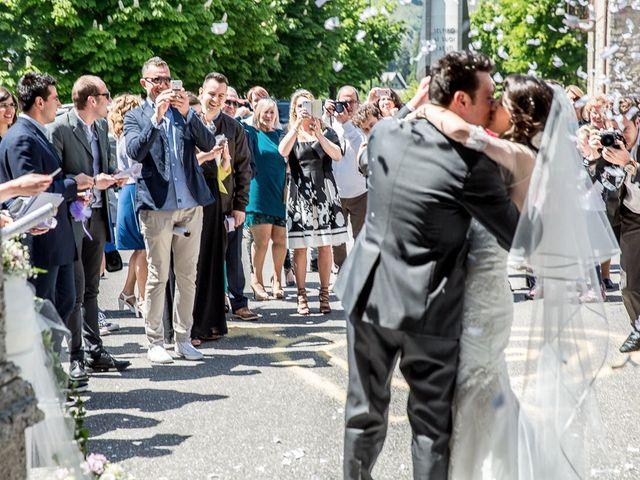 Il matrimonio di Omar e Michela a Selvino, Bergamo 91