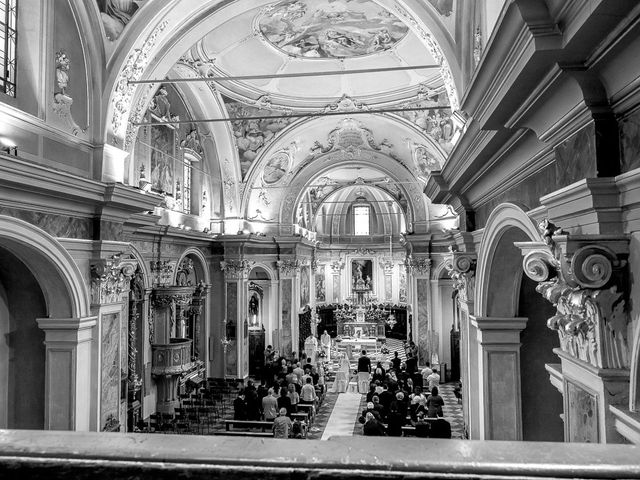 Il matrimonio di Omar e Michela a Selvino, Bergamo 94