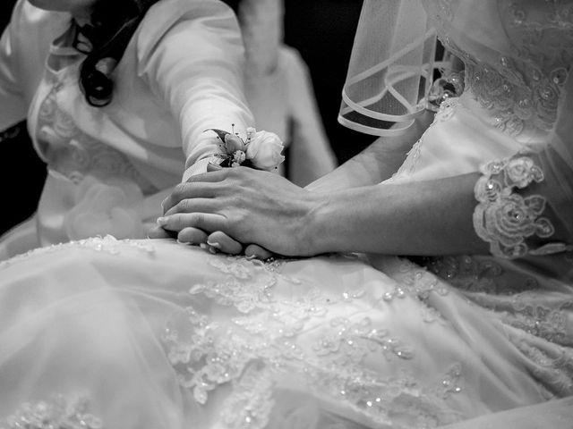 Il matrimonio di Omar e Michela a Selvino, Bergamo 99