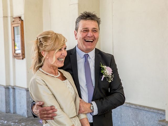 Il matrimonio di Omar e Michela a Selvino, Bergamo 103