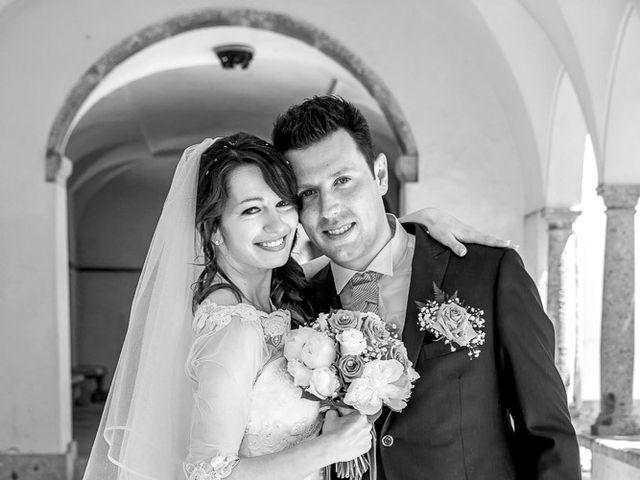Il matrimonio di Omar e Michela a Selvino, Bergamo 106