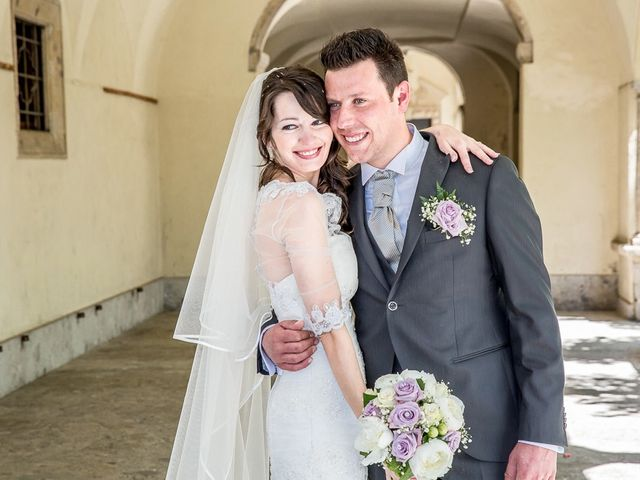 Il matrimonio di Omar e Michela a Selvino, Bergamo 107