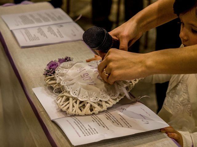 Il matrimonio di Omar e Michela a Selvino, Bergamo 114