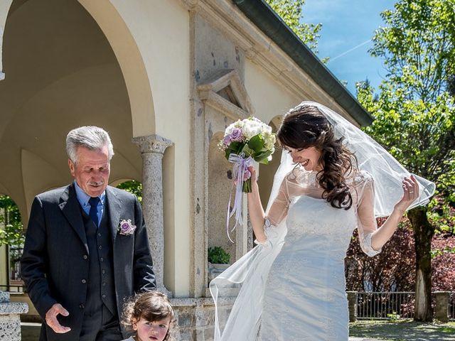 Il matrimonio di Omar e Michela a Selvino, Bergamo 115