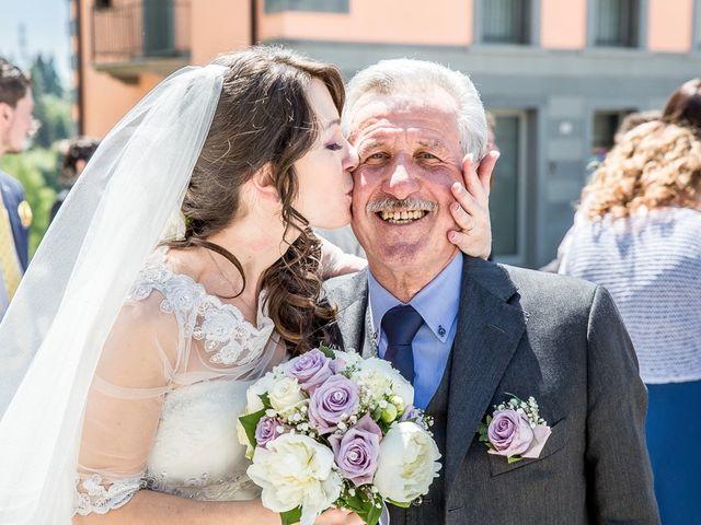 Il matrimonio di Omar e Michela a Selvino, Bergamo 120