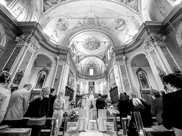 Il matrimonio di Omar e Michela a Selvino, Bergamo 123